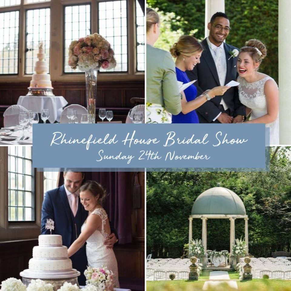 BRIDAL FASHION SHOW AT RHINEFIELD HOUSE HOTEL